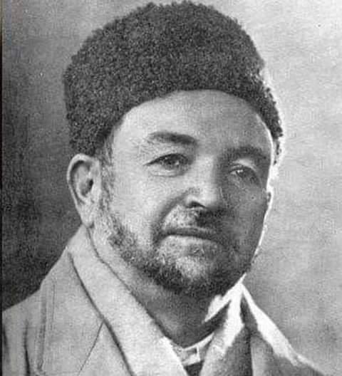 الشيخ العربي التبسي