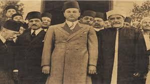 عبد الحميد أفندي البرديسي  و تلميذه الملك فاروق